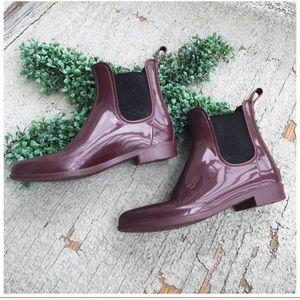 Sam Edelman Tinsley Rubber Chelsea Rain Boots